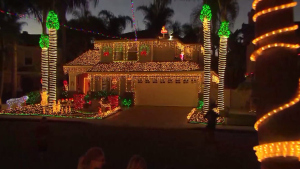 Christmas Light Display is ordered to be removed