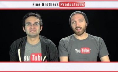 """React to That"" The Fine Brothers Get a TV Series"