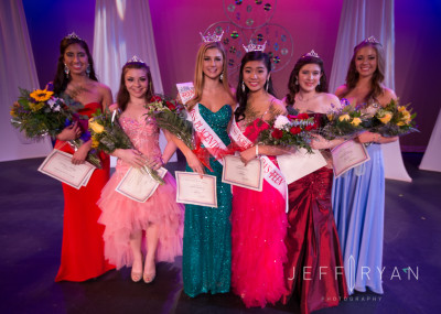 Miss Placentia and Miss Yorba Linda Crowned