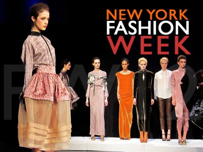 New York Fashion Week: 2014