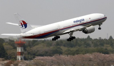 Missing Malaysia Airlines Flight 370