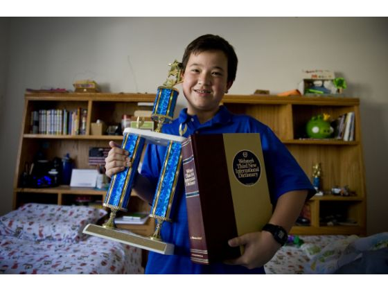 Local Sixth-Grader Samuel Littrell Goes to National Spelling Bee