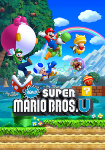 New Super Mario Bros U and New Super Luigi U Game Review
