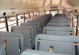 Seat Belts on School Buses May not Insure Safety