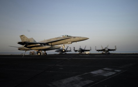 US And Middle East Allies Bomb Syria