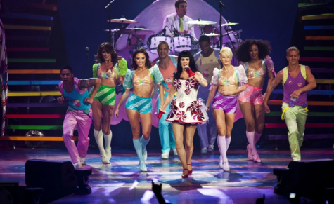 "Katy Perry Concert: ""Roars"" into Honda Center"