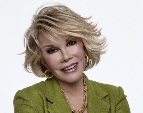 Joan Rivers Dies at Age 81; a Remembrance