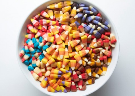 Candy Corn for Thanksgiving? Christmas? Fourth of July?