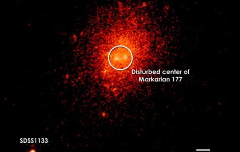 NASA Probes Exotic Space Object