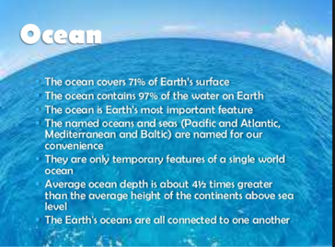 Protecting Our Oceans Protects Our Lives