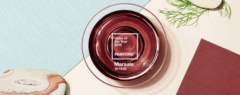 2015 Color of the Year: Marsala