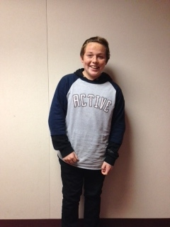 Science Student of the Week: Tyler Long