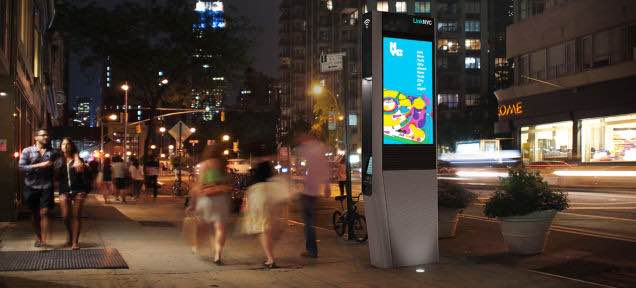 New York City Plans to Turn Pay Phones into Wi-Fi Hot Spots