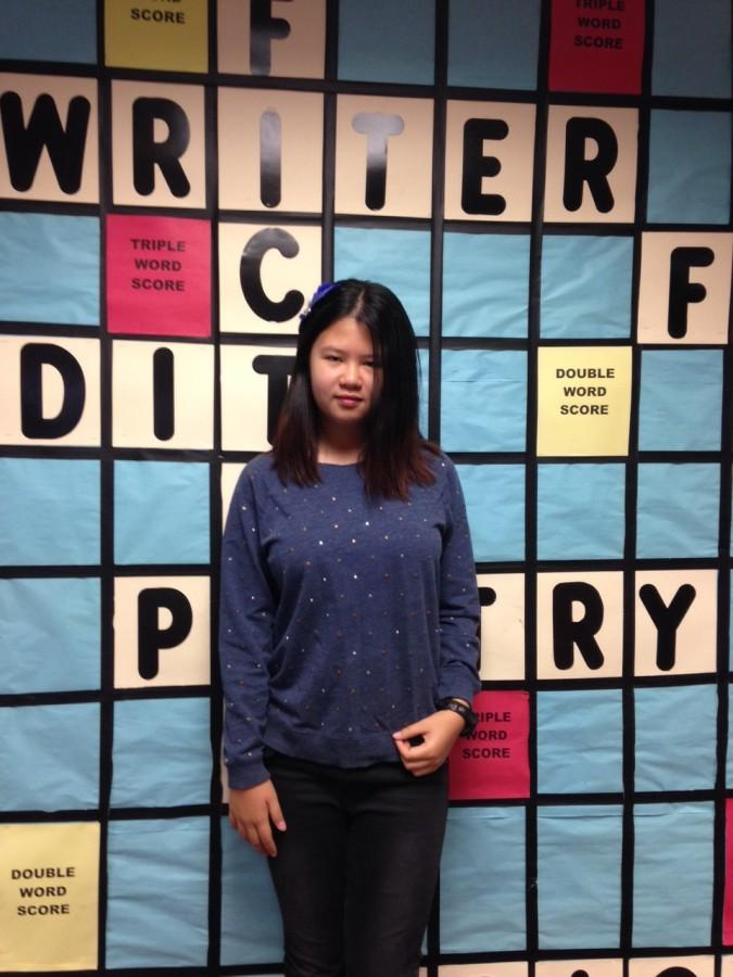 Social Studies Student of the Week: Lillian Lin