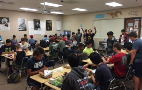 "YLHS Club Review: Shanahan Sponsors ""Magical"" Gathering"