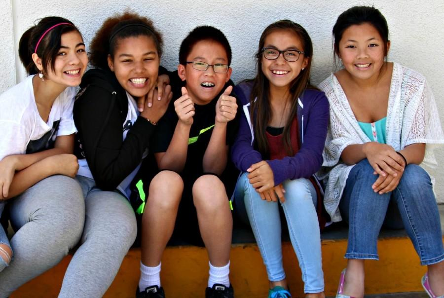 BYMS Seventh Graders Elect 2015-16 ASB Officers