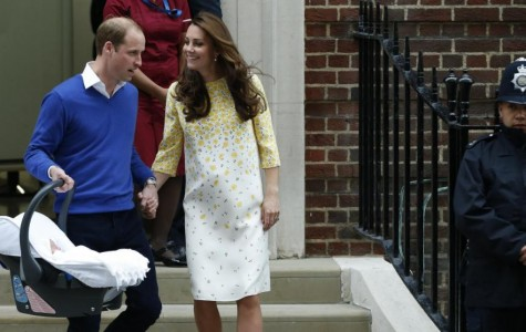 Britain's New Princess Named Charlotte Elizabeth Diana