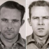 Prison photos of John and Clarence Anglin , 1962.