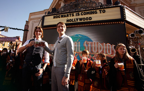 Wizarding World of Harry Potter Theme Park Coming To Hollywood