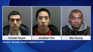 Three Inmates Escape Orange County Jail