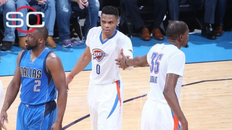 Thunder Advance to Western Conference Semifinals
