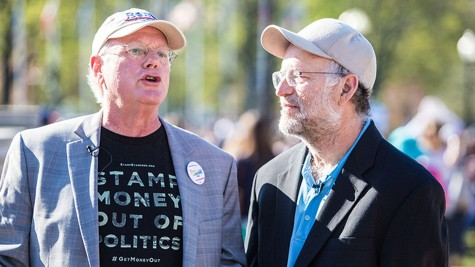 Co-Founders of Ben and Jerry's Arrested