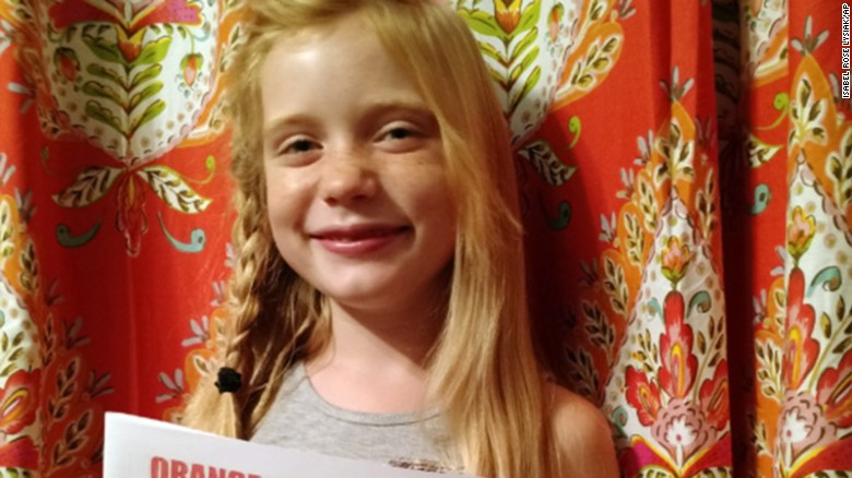 Nine-Year Old Reporter Defends Her Coverage of Homicide Case