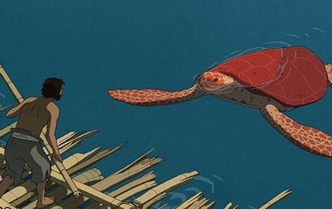 The Red Turtle Trailer Unveiled by Studio Ghibli