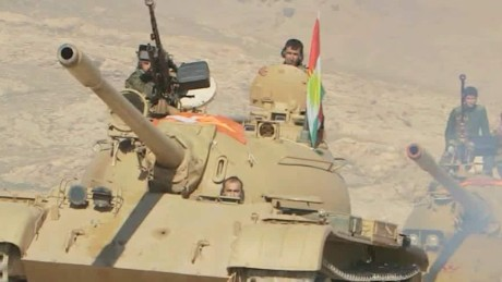 Iraq Takes Back Key Town from ISIS