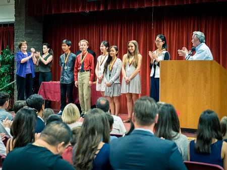 BYMS Annual Awards Night Recognizes 107 Students