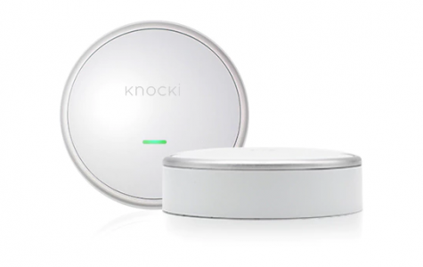"Knocki Makes Every Surface a ""Smart-Surface"""