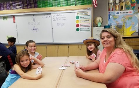 "Summer School Students Go ""Crazier for Cards"""