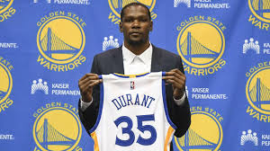 Durant's Move to Warriors Creates Controversy