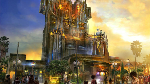 Disney's Tower of Terror Announced to Disappear January 2