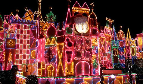 Christmas is Coming to Disneyland