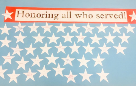 "BYMS Honors Veterans with ""Stars"""