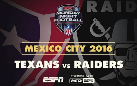Monday Night Football Travels to Mexico