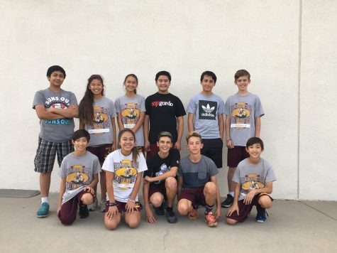 BYMS Run Club Focuses on Agility, Speed, and Distance
