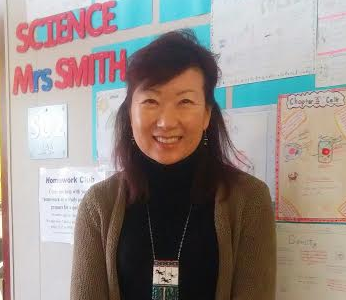 Mrs. Chelsea Smith Joins BYMS Science Department