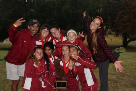Esperanza's Women Cross Country Takes 2nd in State