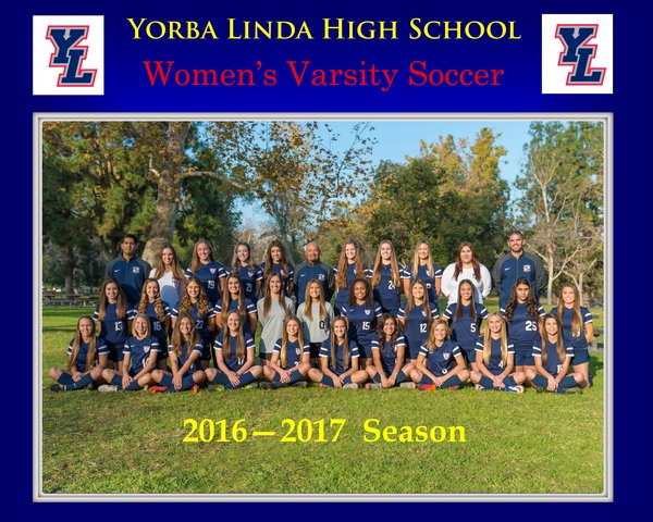 """YLHS Women's Soccer """"Rebuilding and Growing Closer and Stronger"""""""