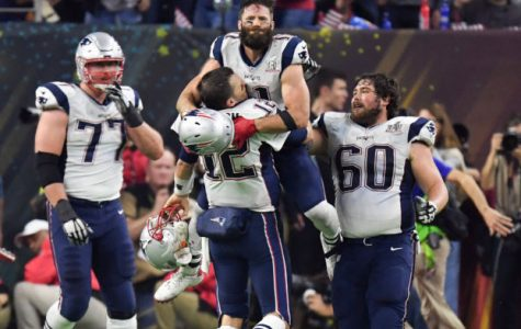 New England Patriots Win Super Bowl 51