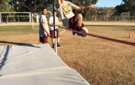 BYMS Track Team Prepares for R.E.A.C.H Foundation District Meet