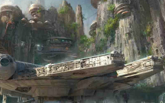 Disney's 'Star Wars' Land to Open in 2019