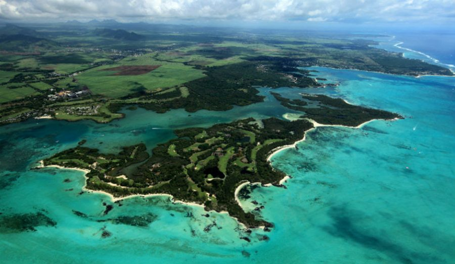 Lost Continent Found Under Mauritius in the Indian Ocean