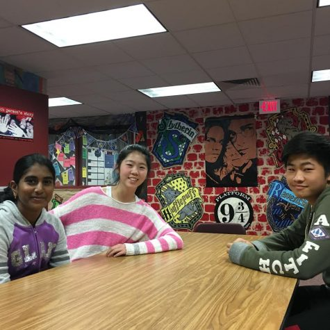 Lin, Thammineni, and Wang Chosen for Chapman University Holocaust Art and Writing Contest