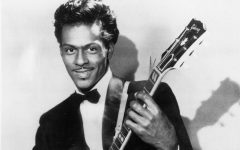 Chuck Berry, Rock Star Legend, Dies At 90