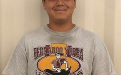 Stay Fit Student of the Week: Bronson Mitchell