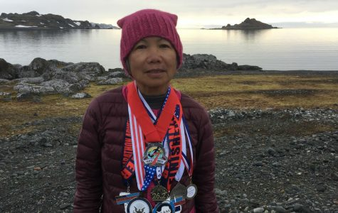 Seventy Year Old Woman Runs 7 Marathons On 7 Continents In 7 Days
