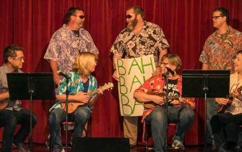 BYMS Talent Show Features Singing, Dancing, and Ukuleles